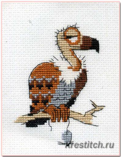 Бесплатные схемы вышивки крестом орлов